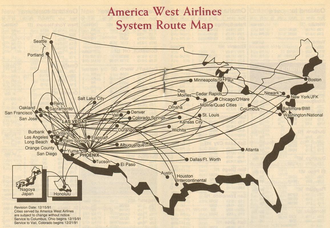west coast express schedule pdf