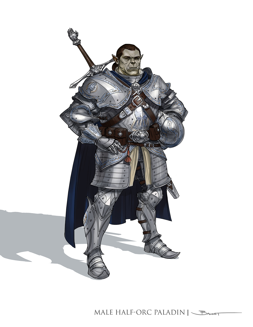 Half elf half orc hentai photos
