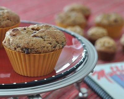 Banana Nutter Muffins