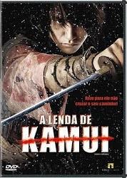 Filme A Lenda De Kamui Dublado AVI DVDRip
