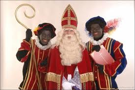 Sinterklaas and Black Peter, Dutch Father Christmas, Saint Nicholas