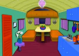 Juegos de escapar online Carny Caravan Escape