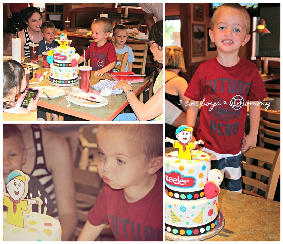 Cowboys And A Mommy Party Like A Yearold - Childrens birthday parties pizza hut