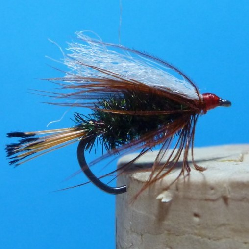 Troutrageous fly fishing tenkara blog tenkara tuesday for Wet fly fishing