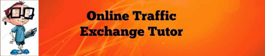 Online Traffic Exchange Tutor