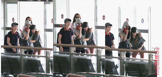 """[PICTURE] SNSD YOONA at """"Gimpo Airport"""" Photo Download"""