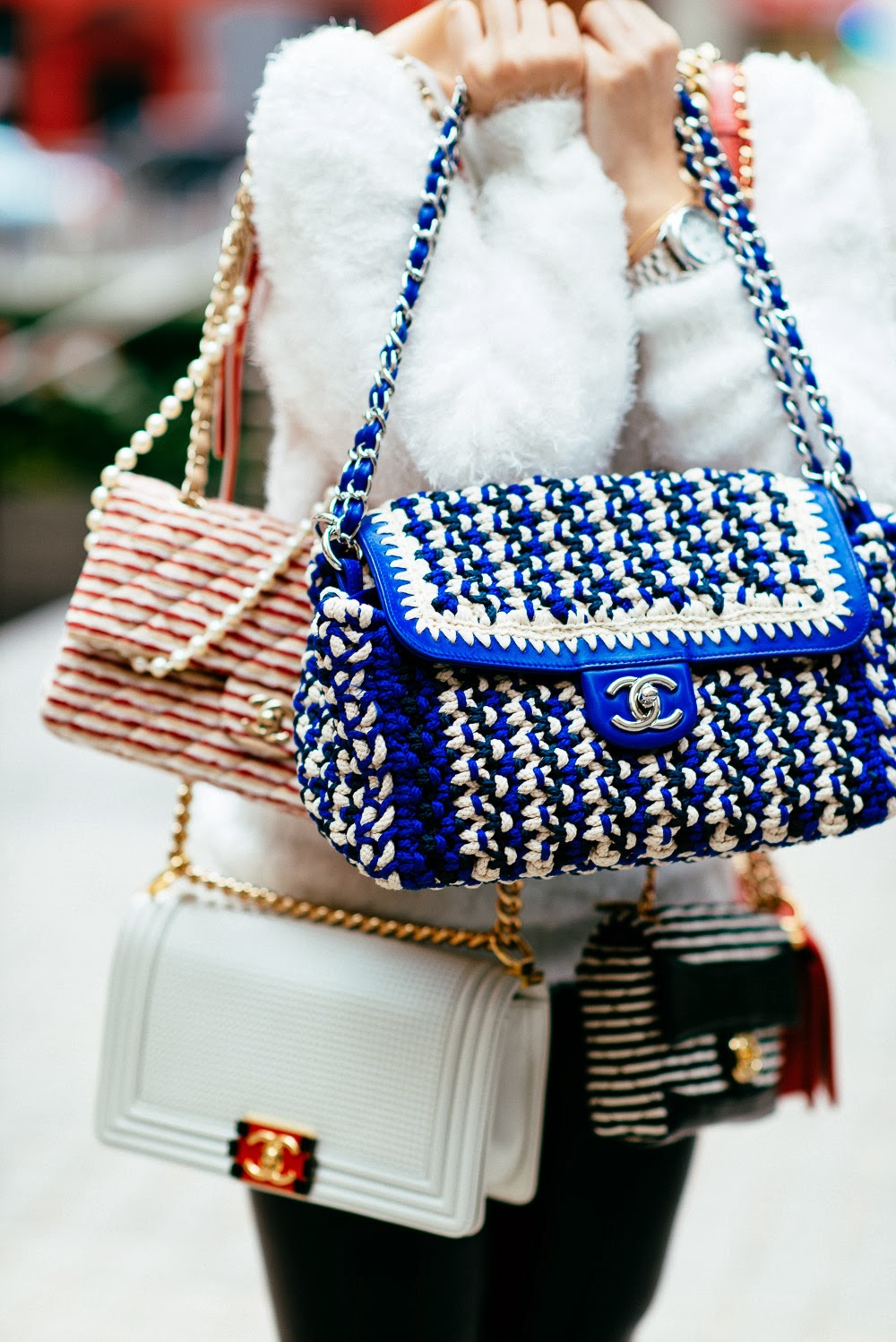 coccos style file chanel cruise 2014 handbags
