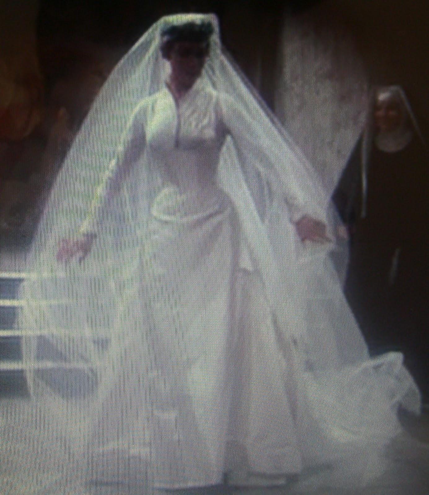 FashionEphemera Waxing Bridal For A Moment Maria 39 S Wedding Dress