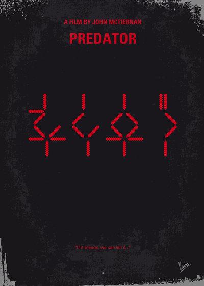 Predador Poster