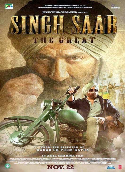 Download Film Singh Saab The Great 2013