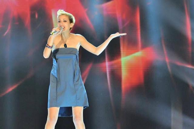 Festival di Castrocaro 2015 - Maria Teresa Dalise - Nuvole nella testa