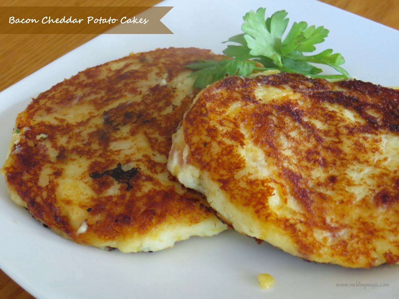 Potato Cake With Cheese And Bacon Recipes — Dishmaps