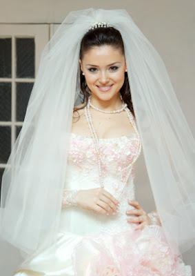 standard Wedding Veils