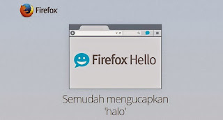 fitur video chat di firefox