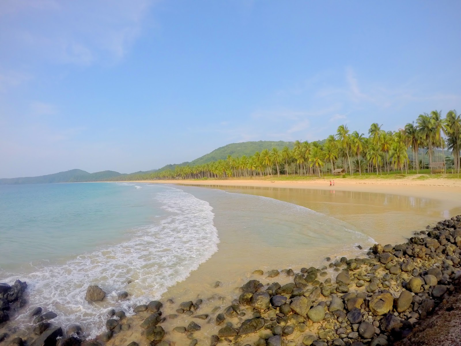 Nacpan Beach Palawan