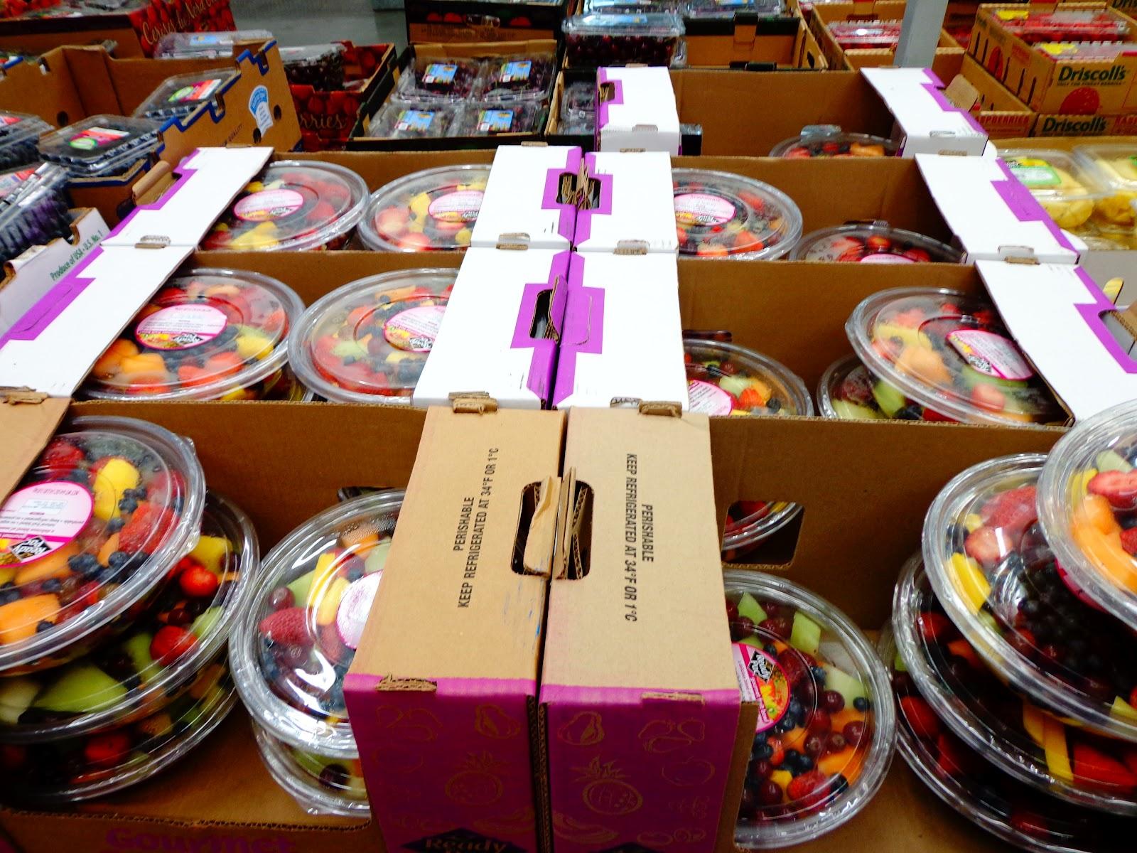 Costco fruit platter price canada