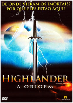 Download - Highlander 5 - A Origem - DVDRip Dual Áudio