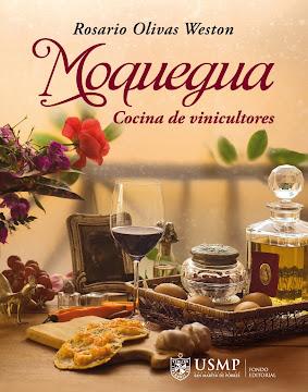 LIBRO DE VINOS DE MOQUEGUA