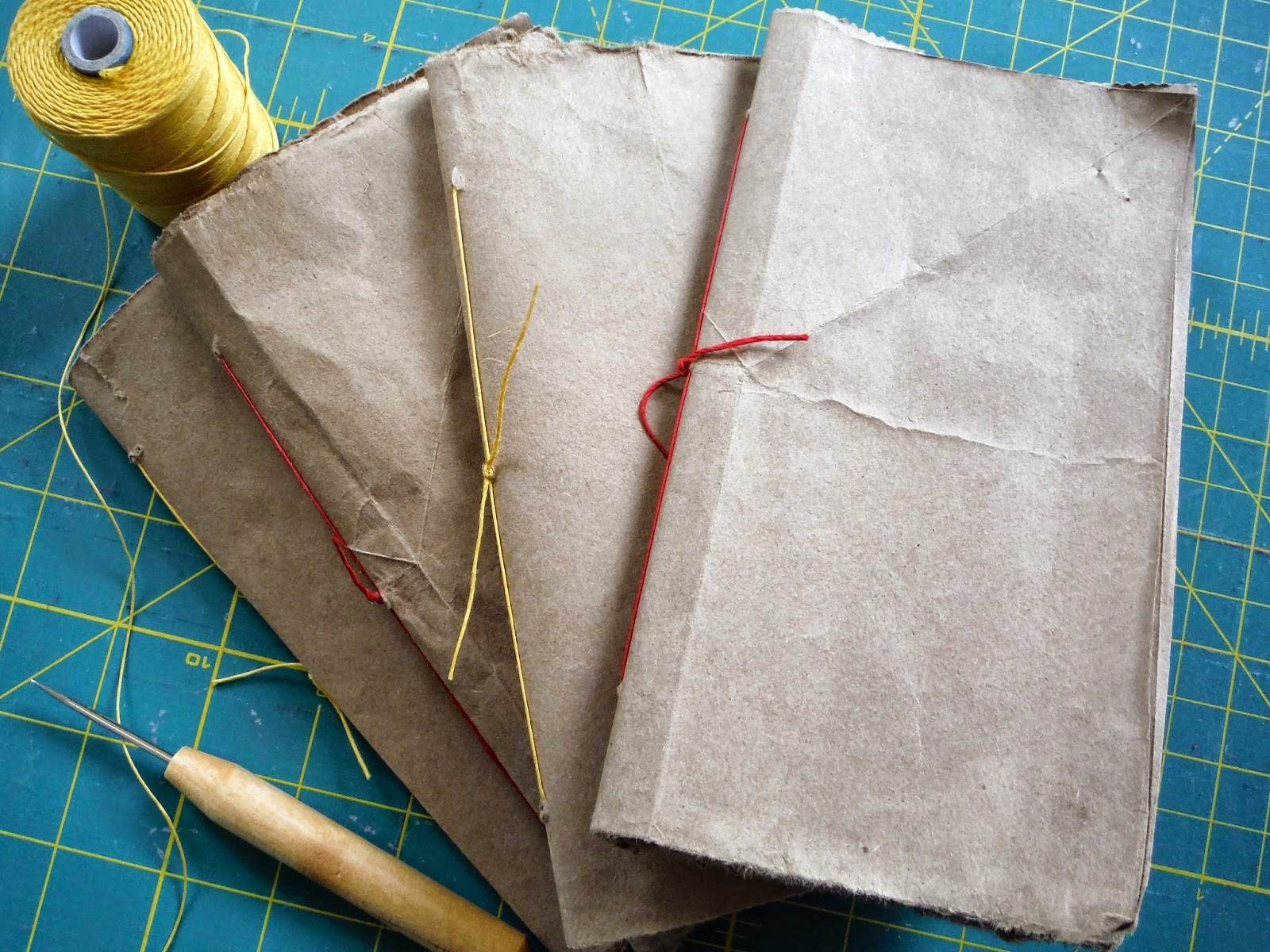 Grocery Bag Journals