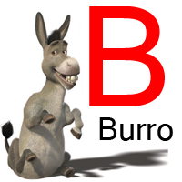 B de burro