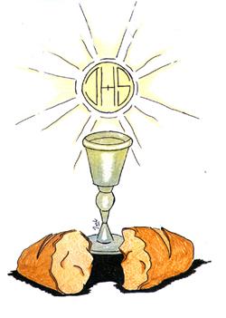 eucaristia libro: