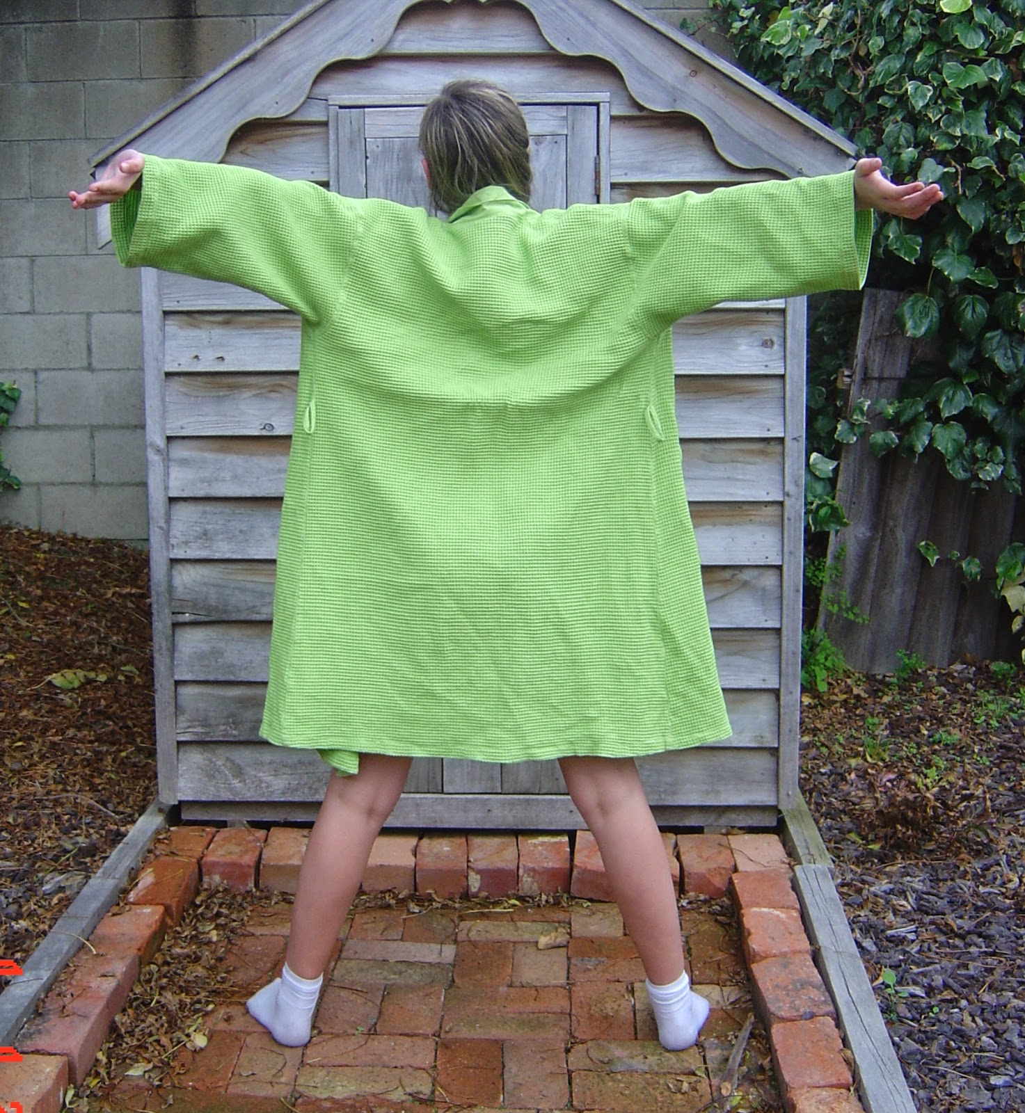 Everything Just Sew: The $7 Tinkerbell costume