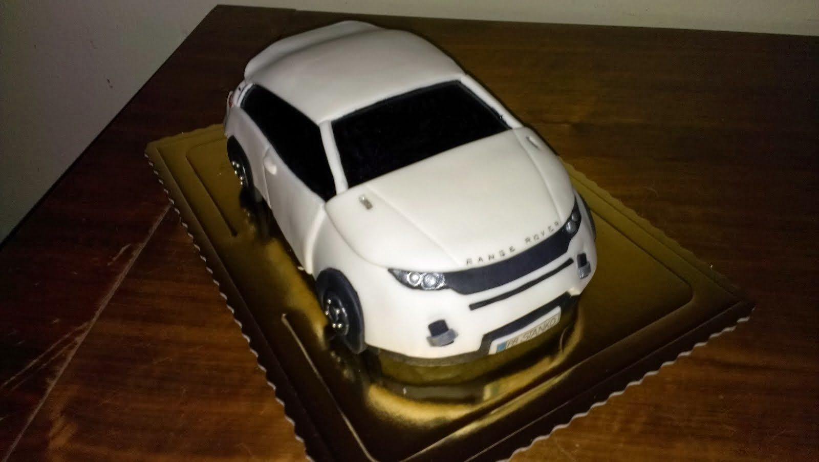 Torta Range Rover