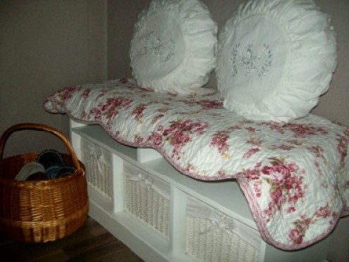 sannel in a nutshell shabby chic your home on a small budget