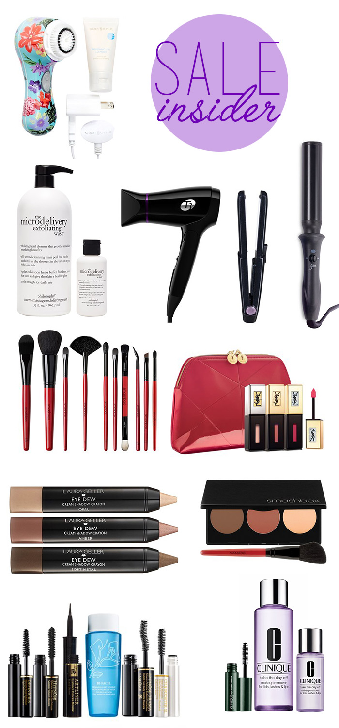 Nordstrom Anniversary Sale 2015 Beauty Exclusives and Must-Haves