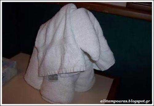 alitampouras.blogspot.gr - Καλλιτεχνικές δημιουργίες από... πετσέτες!