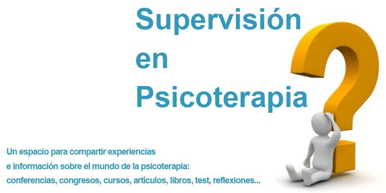 Supervisión en psicoterapia