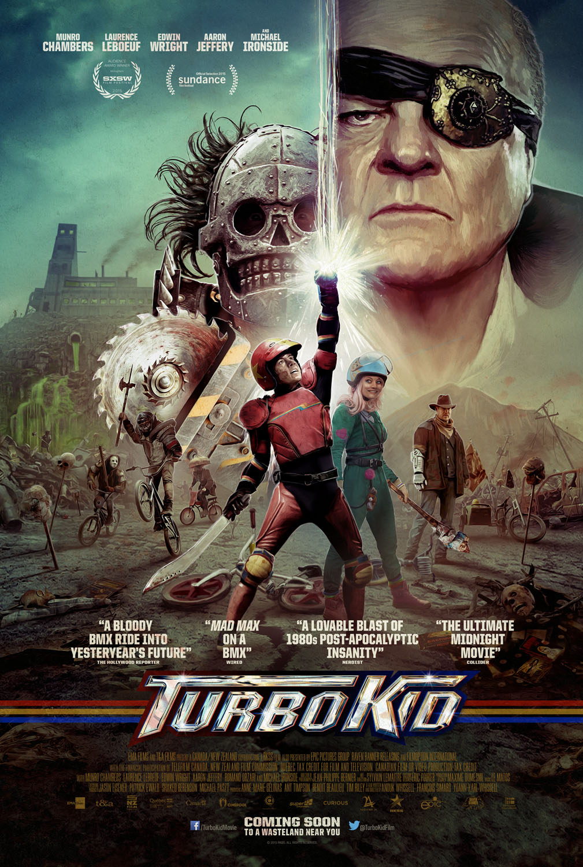 Cậu Bé Siêu Tốc - Turbo Kid
