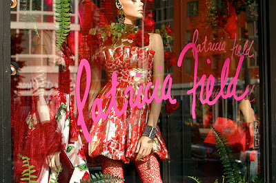 Patricia Field's boutique New York