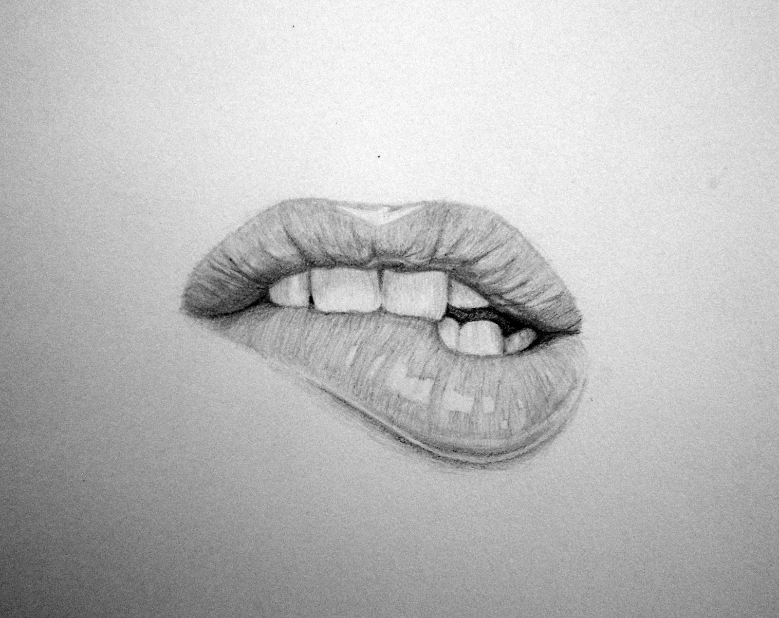 Simple Lips Sketch Images & Pictures - Becuo: becuo.com/simple-lips-sketch