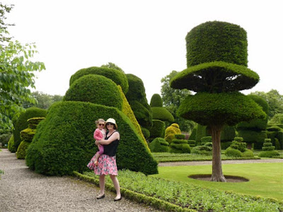 Levens Hall Gardens are out of this world