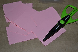 bag toppers step 3 serrated scissors