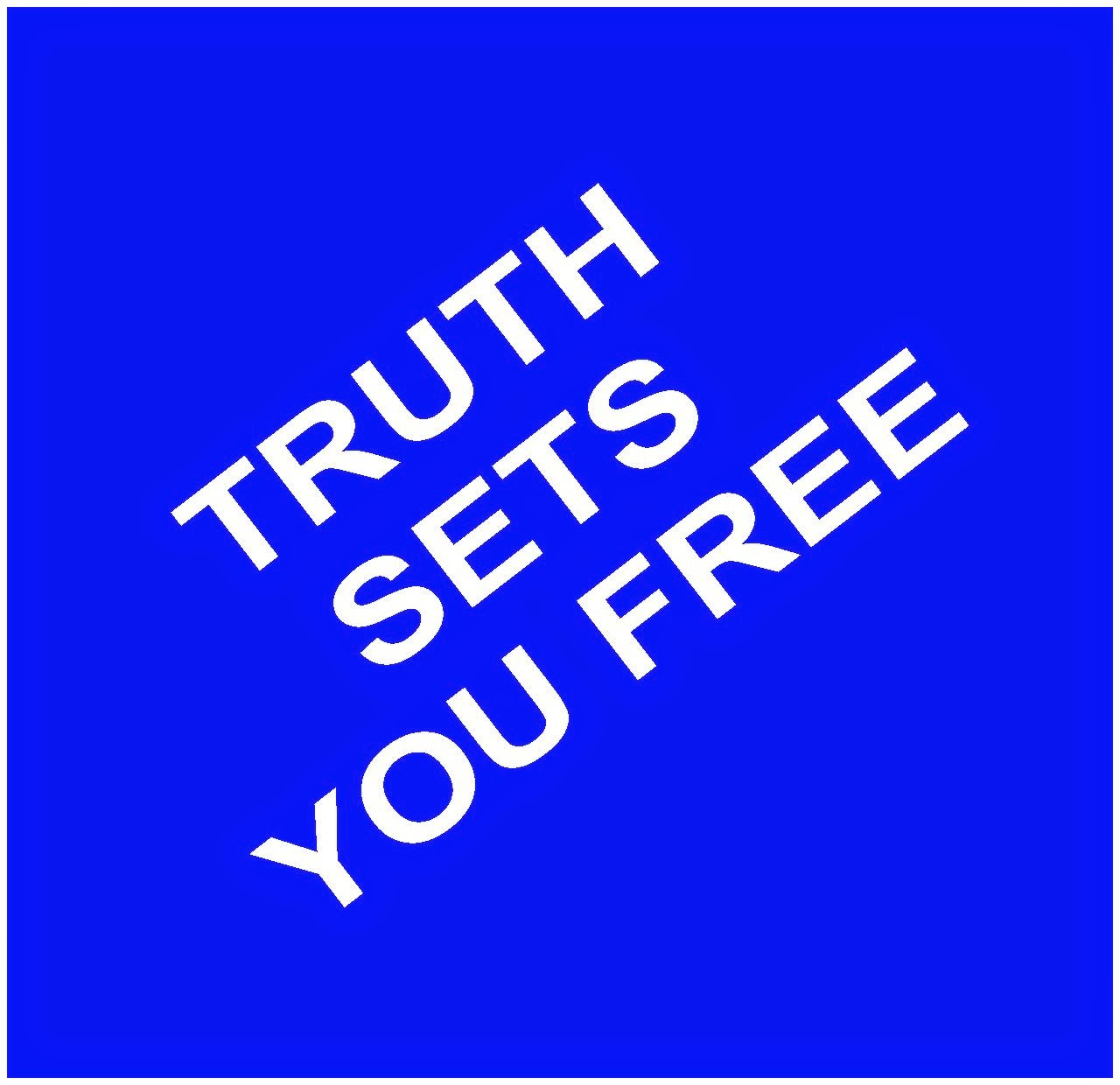 Truth .sets. you. free