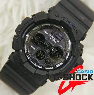 Jam Tangan G-Shock GAC-110 Full Black