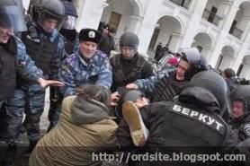 Кровавый разгон Майдана. Кто, когда и как это сделает