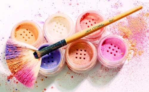 ¿ Que es el maquillaje mineral y por que esta por todas partes ?