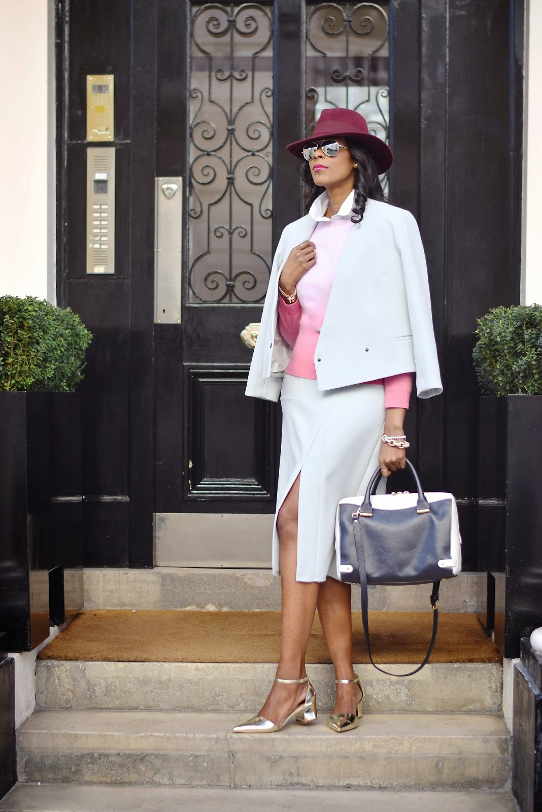 stunning outfit for tall ladies 12