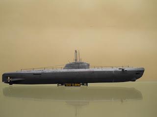 U-boot U-2540