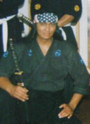 Shinobi Kai Kenjutsu