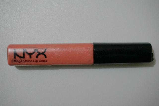 NYX Mega Shine Lip Gloss in Smokey Look