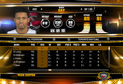 NBA 2K13 Latest Roster Update PC Download Feb 2, 2013