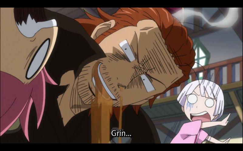 anime reviews fairy tail episode 99 � natsu vs gildarts