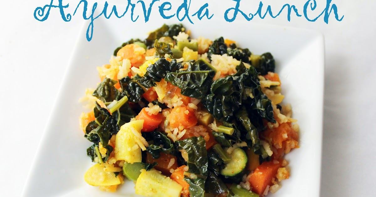 Whats It Worth >> Worth Pinning: Ayurveda - What's for lunch?