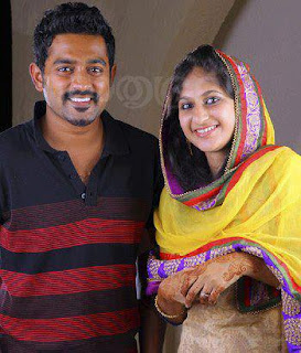 Asif Ali Engagement Photo