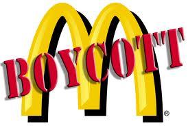Warga Malaysia Boikot McDonald
