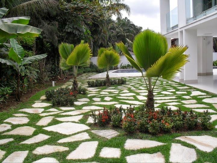 Jardim extens odolar 10 regras de ouro do paisagismo - Plantas para setos altos ...